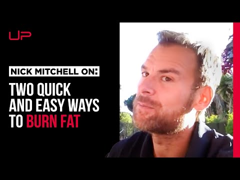 The Two Easiest Fat Loss Tips In The World!