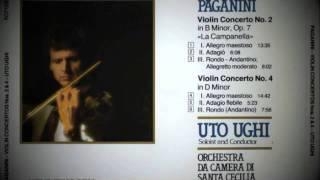 Paganini  - Violin Concertos - 2 and 4