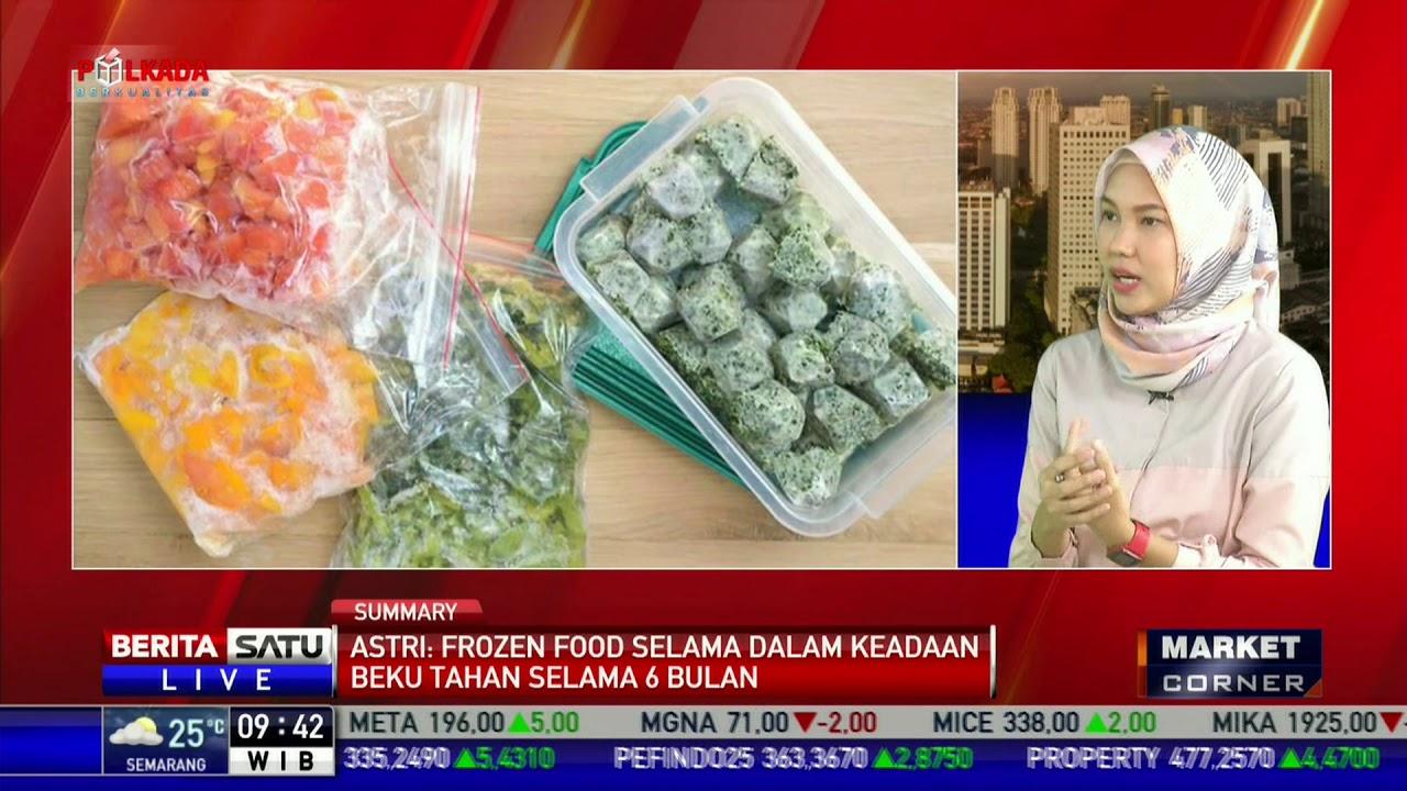 Dialog Market Corner Peluang Bisnis Frozen Food 1 Youtube
