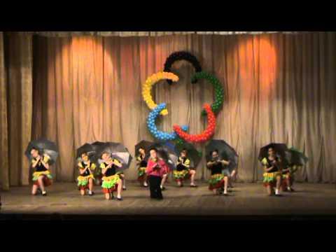 Ансамбль танца Колорит - Дождя не боимся.MPG