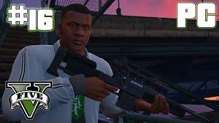 GTA V - Pc Walkthrough Part 16 - Old Friends | Max Setting - 60 FPS - HD (Grand Theft Auto V)