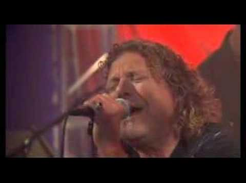 Robert Plant- Black Dog music
