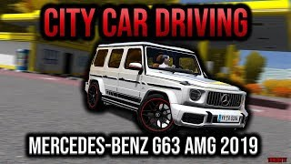 City Car Driving - Mercedes-Benz G63 AMG W464 2019 | Custom Sound | 1080p & G27