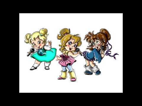 Chipettes - Be Without You (Mary J  Blige)