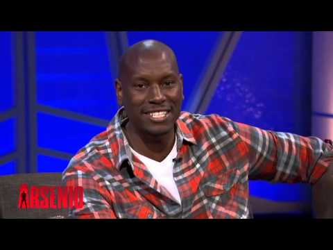 Tyrese Confronts Taraji P  Henson Over Claims of Crying During