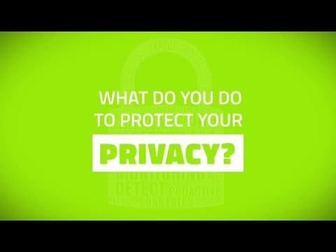 What do you do to protect your privacy?