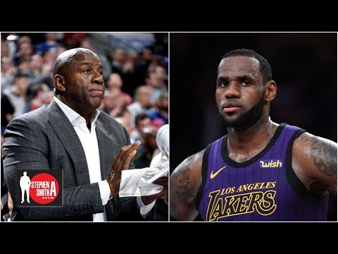 Jerry West defends LeBron and Lakers, previews 2019 NBA free agency | Stephen A. Smith Show