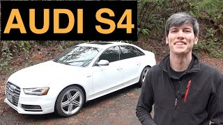 2014 Audi S4 - Review & Test Drive