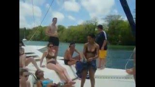 ile maurice catamaran