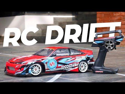 Kompetisi RC Drift Ala Garasi Drift!