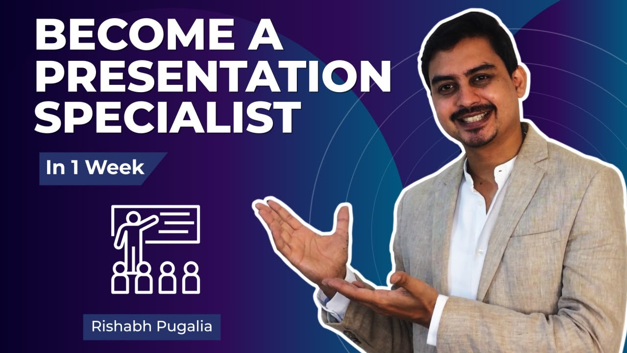 Become a Presentation Specialist in 1 week - Learn PowerPoint Hindi