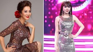 Lâm Khánh Chi tái xuất tại gameshow xinh đẹp lộng lẫy đến nỗi MC Kỳ Duyên phải thốt lên thế này