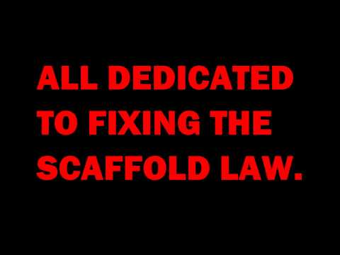 United for Reform: Dedicated to Fixing the Scaffold Law