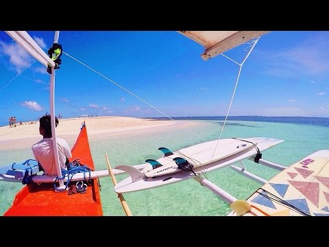 Incredible Siargao Island Hopping Trip, Philippines 2016