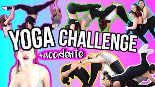 ¡YOGA Challenge entre 3! | Rachel Tisdale