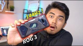 ASUS ROG Phone 3 : Raja Gaming Phone BATERI BESAR  !