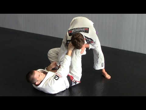 Must know sweep from De La Riva Guard