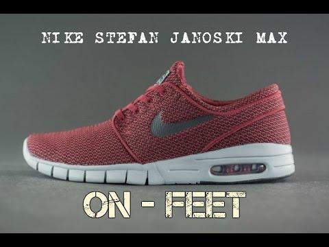 4759fff0726c Nike SB Stefan Janoski Max