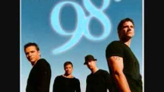 Watch 98 Degrees The Way You Want Me To video