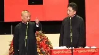 郭德纲2010最新相声,恶搞周立波假高雅,爆笑!.flv