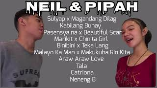 Niel Enriquez & Pipah Mashup- Sulyap x Magandang Dilag, Kabilang Buhay, Pasensya Na x Beautiful Scar