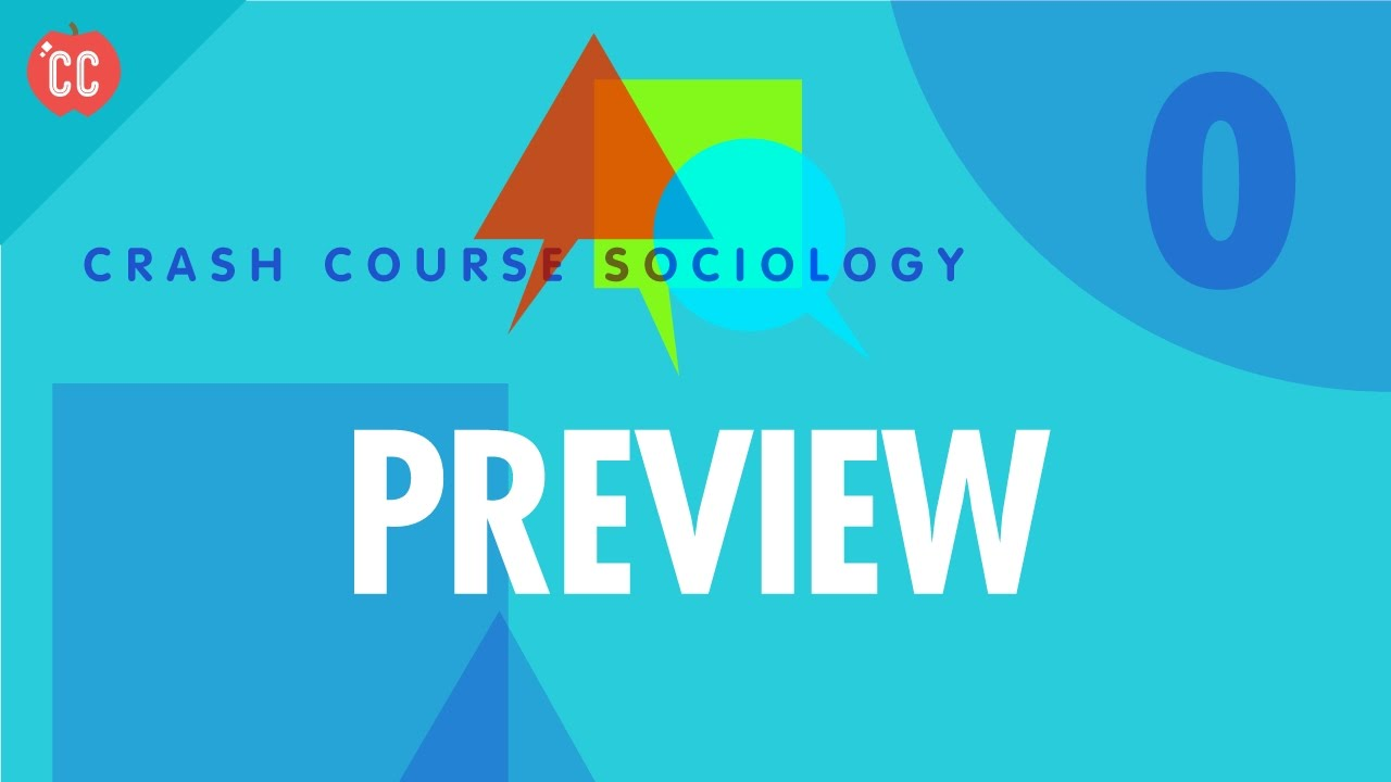 Hot-on-YouTube: Crash Course Sociology Preview
