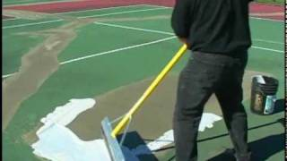 SportMaster: Tennis Court Patching & Repair