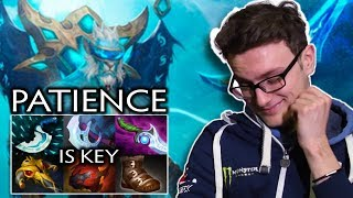 Miracle- VS Waga 7Mad - Patience of A True Carry Dota 2