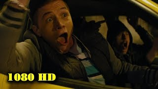 Эггси угоняет машину | Kingsman: Секретная служба. 2015.