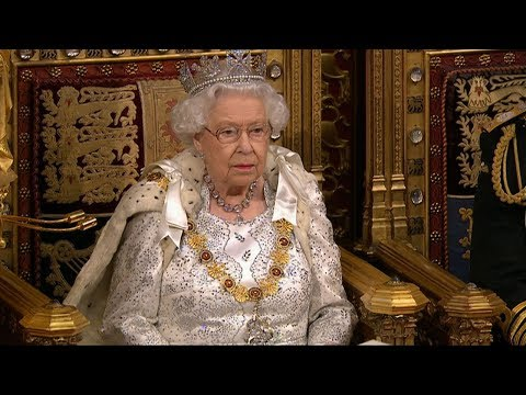 Queen's Speech 2019: Queen says Britain will leave on October 31