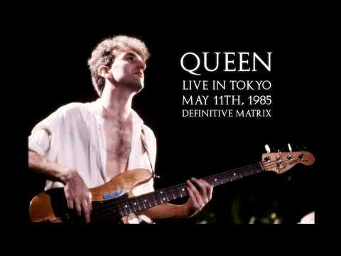 Queen - Live in Tokyo (May 11th, 1985) - Audience/Broadcast Matrix