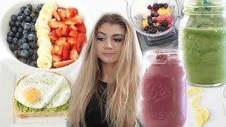 Quick + Easy Healthy Breakfast Ideas