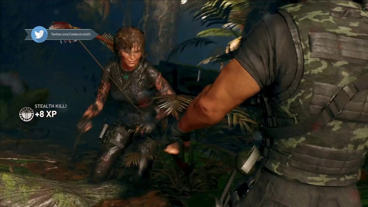 Shadow Of The Tomb Raider Gameplay Trailer And Discussion E3