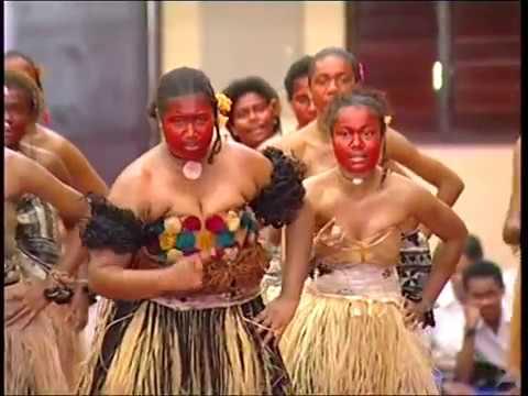 2003 South Pacific Games Fiji - Team Fiji Sevusevu -24