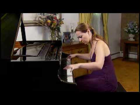 """Mazeppa"" - Armenian pianist Kariné Poghosyan"