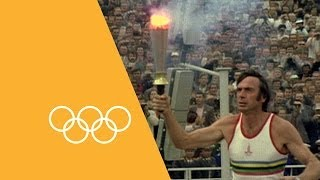Video The Olympic Flame - A Journey Through Time   90 Seconds Of The Olympics download MP3, 3GP, MP4, WEBM, AVI, FLV Mei 2018