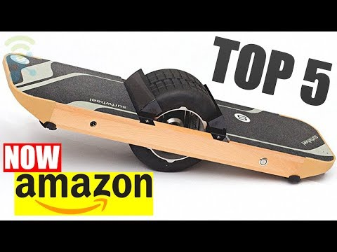 5 Best Electric Skateboards You Can Buy