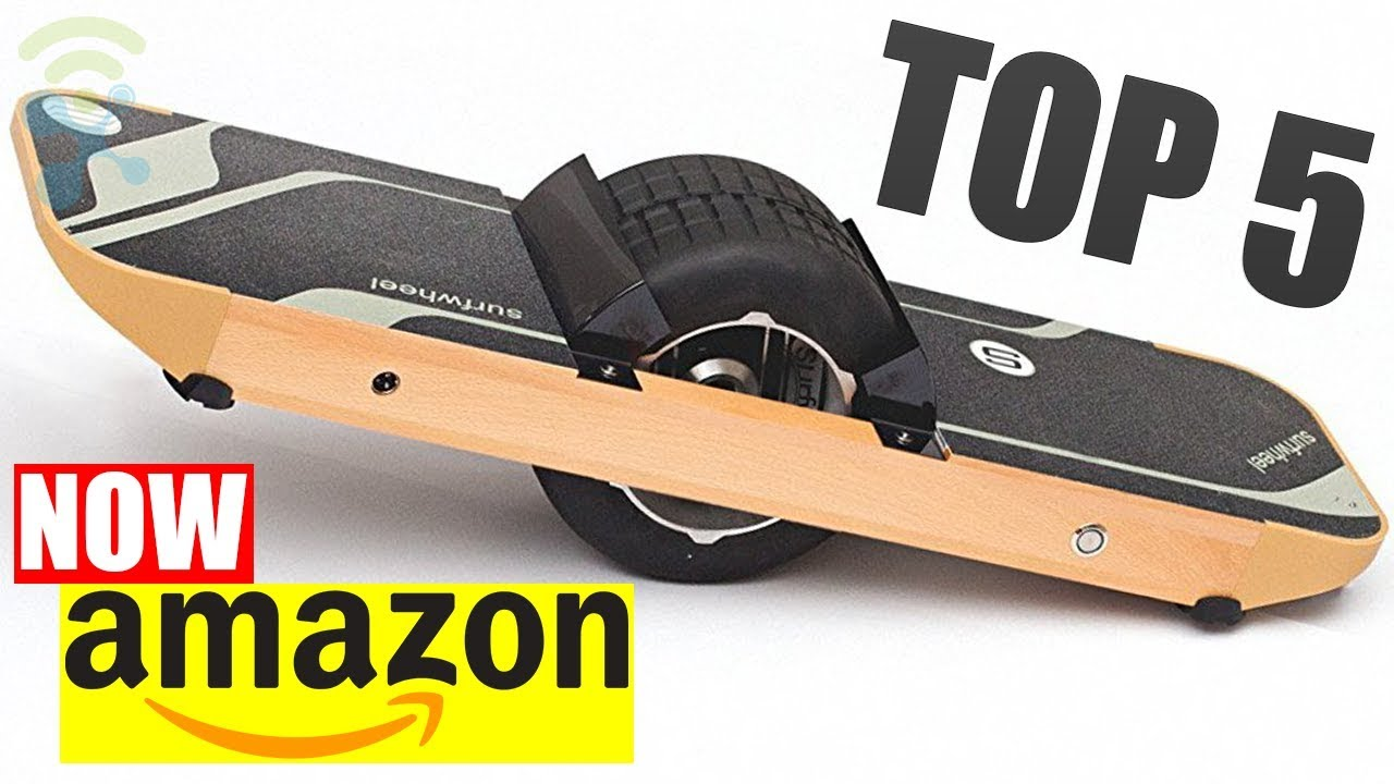 Top 5 Best Electric Skateboards You Can Buy  YouTube