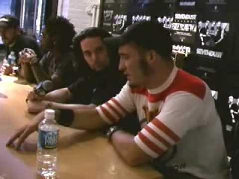 Sevendust Interview