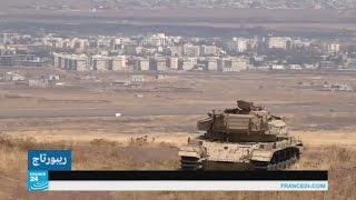 الحرب في سوريا تعيد التوتر إلى الجولان السوري المحتل