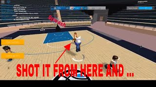 Roblox- SUPER LONG 3 POINTERS W/Awesome_Man4life