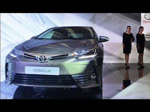 Toyota Corolla 2017 Review Первый Обзор Игорь Бурцев Новая Тойота Королла 2016 фейслифт обзор