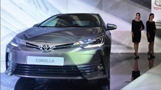 Toyota Corolla 2017 Review Первый Обзор Игорь Бурцев / Новая Тойота Королла 2016 фейслифт обзор