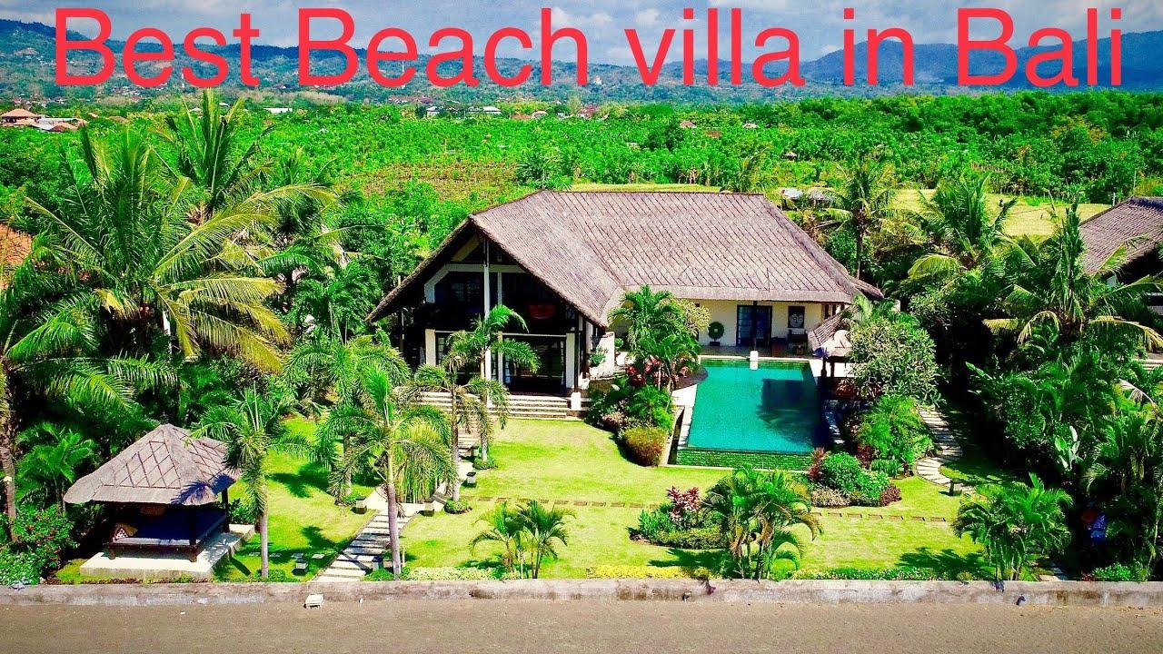 Where To Stay In Bali Villa Bali Amber Youtube