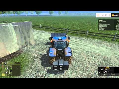 Landwirtschafts Simulator 15 26  Haus und Hof