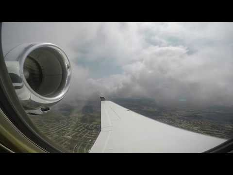 Tulsa, OK to Oklahoma City, OK TUL-OKC Phenom 300 Flight Time Lapse