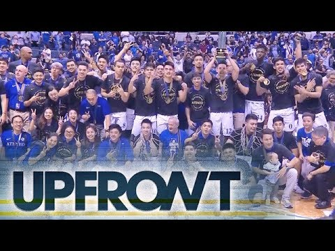 UAAP UPFRONT: Trending Moments At The UAAP Season 81 Men's Basketball Finals
