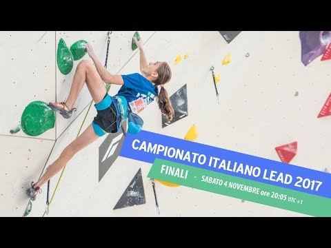 Campionato Italiano LEAD - Finali - Valdagno