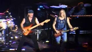 Deep Purple - Knocking At Your Back Door - Ao Vivo em São Paulo, Brasil - 10-10-2011