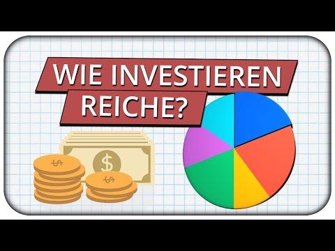 Wie investieren die Reichen? Einblick in das Yale Modell von David Swensen (inkl. Musterportfolio) 📊